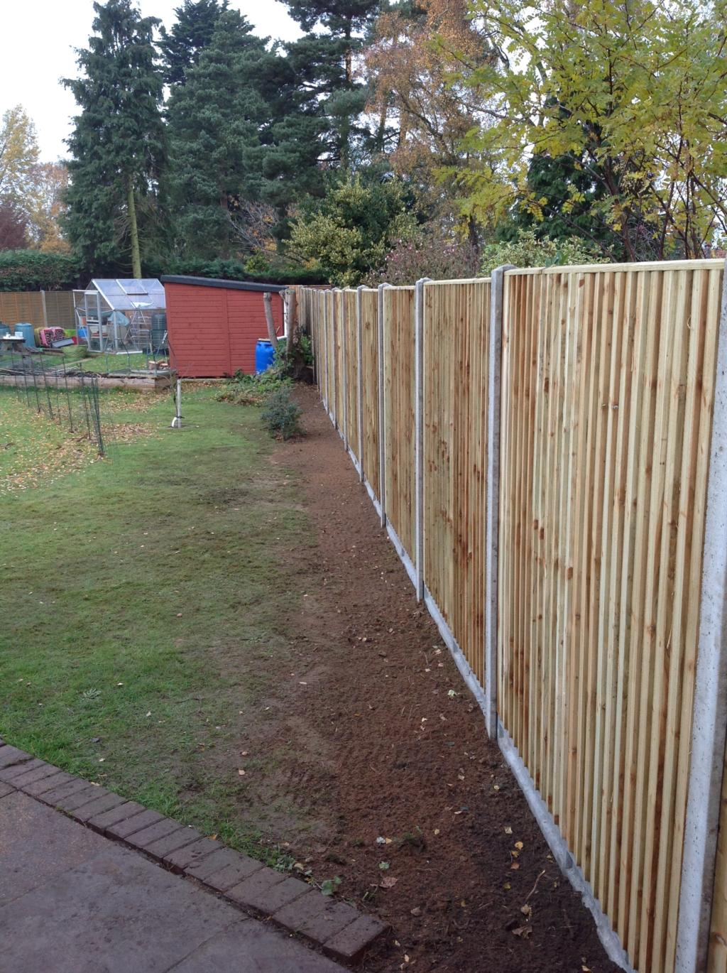 Domestic Amp Garden Fencing Services Greenscape Services